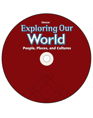 Exploring Our World: Western Hemisphere, Europe, and Russia, Presentation Plus! with MindJogger Checkpoint CD-ROM