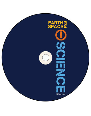 Glencoe Earth & Space iScience, Grade 6, Classroom Presentation Toolkit CD-ROM