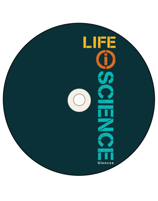 Glencoe Life iScience Module G: From Bacteria to Plants, Grade 7, Classroom Presentation Toolkit CD-ROM