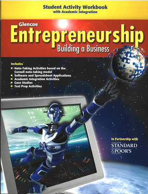 Entrepreneurship Student Activity Workbook