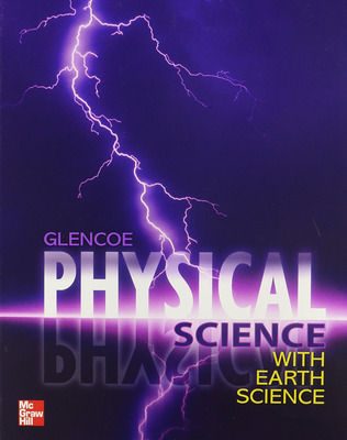 glencoe physical science with earth science 2012. Black Bedroom Furniture Sets. Home Design Ideas