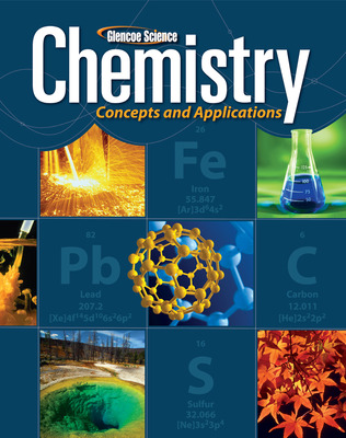 Chemistry Concepts & Applications, eStudent Edition, 6-year subscription (without purchase of SE)