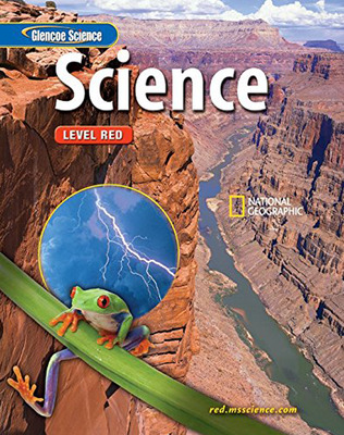 Glencoe iScience, Level Red, Grade 6, eStudent Edition, 1-year subscription