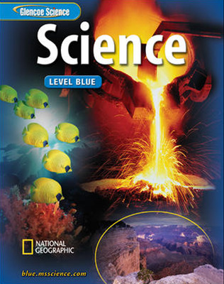 Glencoe iScience, Level Blue, Grade 8, eStudent Edition, 1-year subscription
