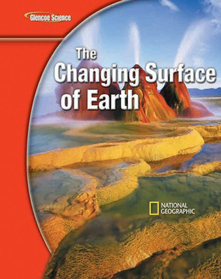 Glencoe Earth iScience Modules: The Changing Surface of Earth, Grade 6, eStudent Edition, 1-year subscription (without purchase)