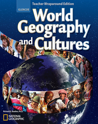 World Geography and Cultures, Teacher Wraparound Edition