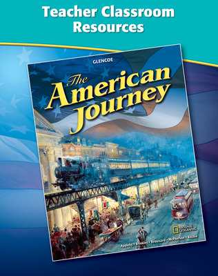 The American Journey, Teacher Classroom Resources