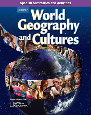 World Geography and Cultures, Spanish Summaries and Activities