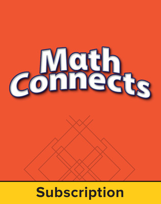 Math Connects, Course 1, eStudentEdition Online, 1-year subscription