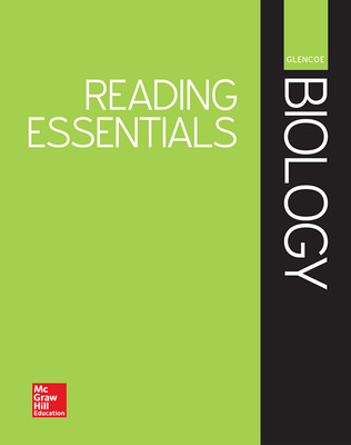 Glencoe Biology, Reading Essentials, Student Edition