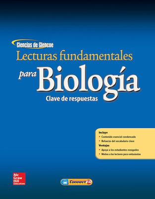 Glencoe biology notebook Key