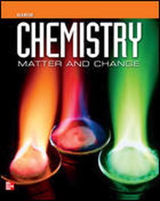 Chemistry: Matter & Change, eStudent Edition DVD