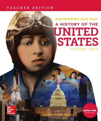 Discovering Our Past: A History of the United States, Modern Times, Teacher Edition