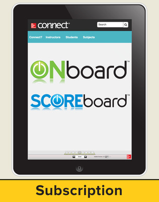 AP US Government & Politics, ONboard (v2) and SCOREboard (v2) Digital Bundle, 1-year subscription