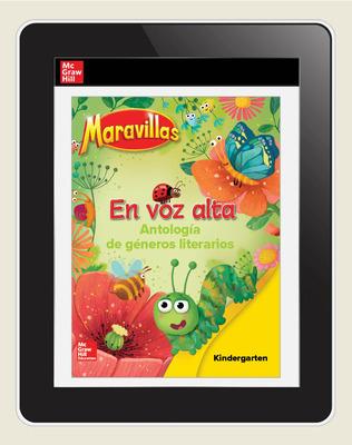 Maravillas Grade K Genre Read Aloud
