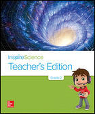 Inspire Science 2.0 Grade 2, Teacher Demonstration Science Kit