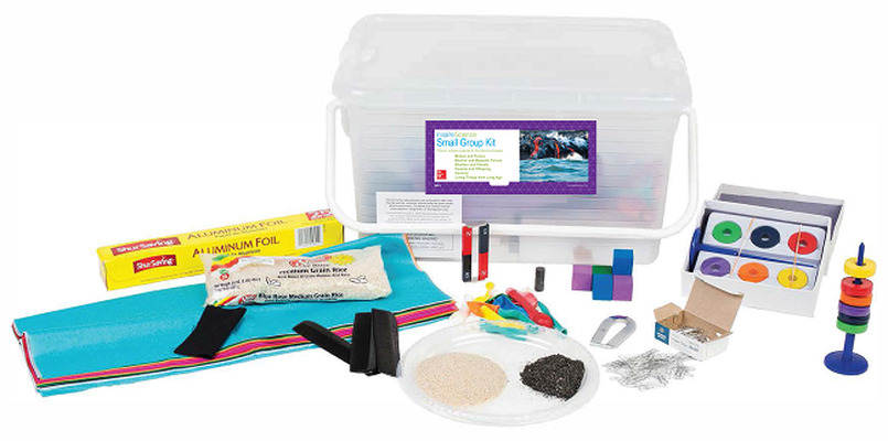 Inspire Science 2.0 Grade 4, Small Group Science Kit