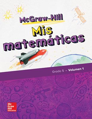 McGraw-Hill My Math 2018 Spanish 1-year Student Bundle, Grade 5