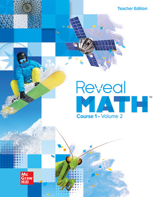 Reveal Math, Course 1, Teacher Edition, Volume 2