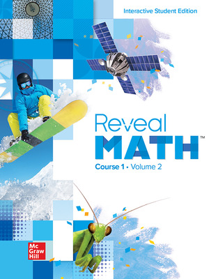 Reveal Math, Course 1, Interactive Student Edition, Volume 2