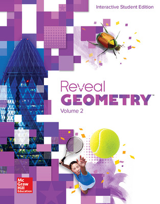 Reveal Geometry, Interactive Student Edition, Volume 2