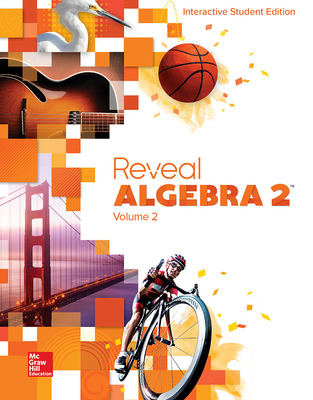 Reveal Algebra 2, Interactive Student Edition, Volume 2