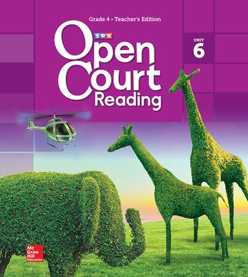 OCR Grade 4 Teacher's Edition CCSS Unit 6