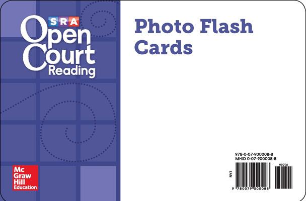 OCR Photo Flash Cards