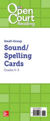 OCR Grades 4-5 Sound/Spelling Medium Cards