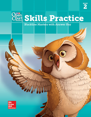 Open Court Reading Grade 5, Skills Practice BLM with Answer Key, Book 2