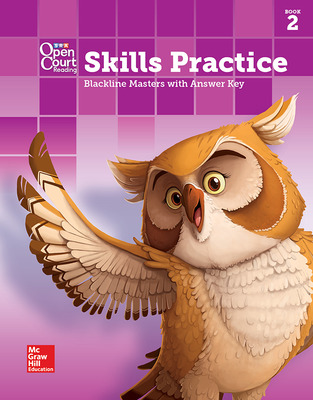 Open Court Reading Grade 4, Skills Practice BLM with Answer Key, Book 2