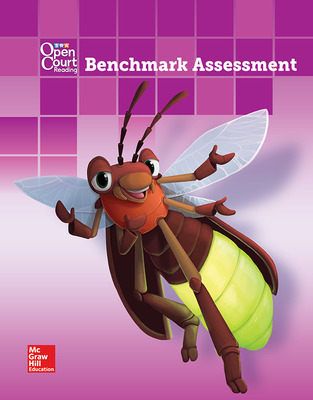 Open Court Reading Grade 4, Diagnostic and Benchmark Assessment