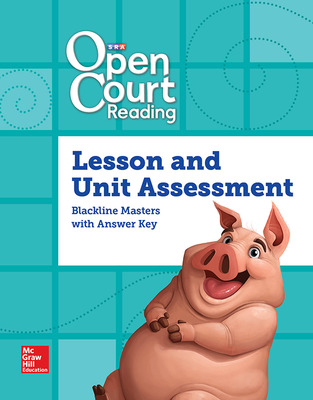 Open Court Reading Grade 5, Word Analysis Kit Assessment BLM with Answer Key