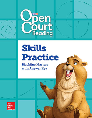 Open Court Reading Grade 5, Word Analysis Kit Skills Practice BLM with Answer Key