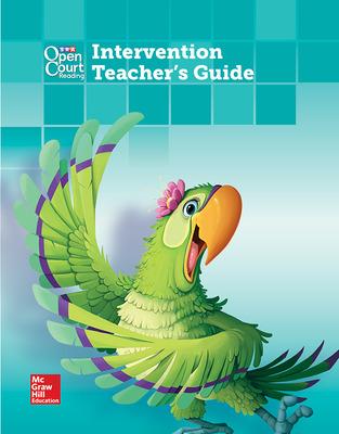 Open Court Reading Grade 5 Intervention Teacher Guide