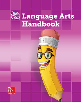 Open Court Reading Grade 4, Language Arts Handbook