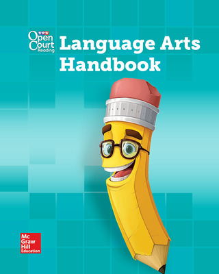 Open Court Reading Grade 5, Language Arts Handbook