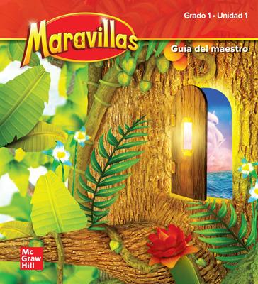 Maravillas Grade 1 Teacher Workspace, 6-Year Subscription