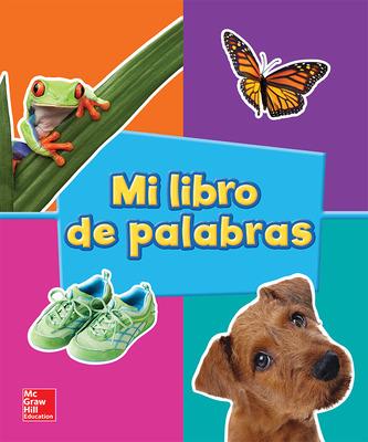 World of Wonders My Word Book Spanish Edition