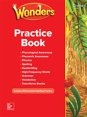 Wonders Practice Book