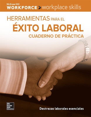 Workplace Skills Practice Workbook, Tools for Workplace Success (Spanish Edition), 10-pack