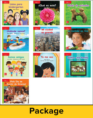 World of Wonders Pattern Book Package Bilingual Edition