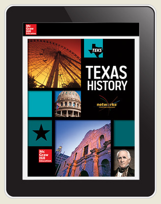Texas History, Student Learning Center, 6-year subscription