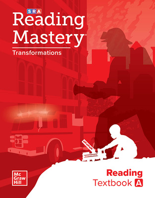 Reading Mastery Transformations Cover