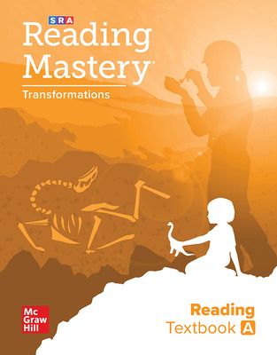 READING MASTERY TRANSFORMATIONS READING TEXTBOOK A GRADE 1