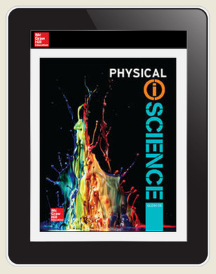 Physical iScience, eStudent Edition, 5 year subscription