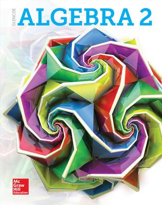Glencoe Algebra 2 2018, Student Print Set (25 Hardcover Student Editions)