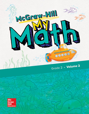 McGraw-Hill My Math, Grade 2, Student Edition, Volume 2