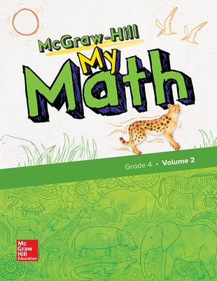 McGraw-Hill My Math, Grade 4, Student Edition, Volume 2