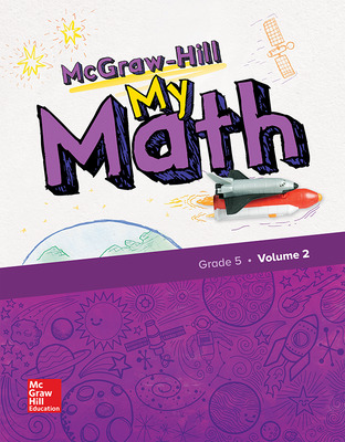 McGraw-Hill My Math, Grade 5, Student Edition, Volume 2